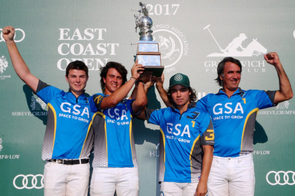 GSA Polo Prodigies Take Home East Coast Open