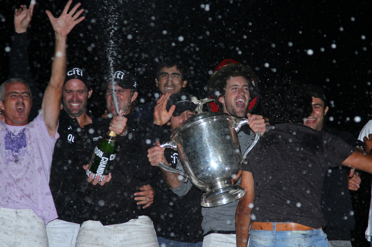 Ellerstina Polo Team Win Argentine Open Polo Championships